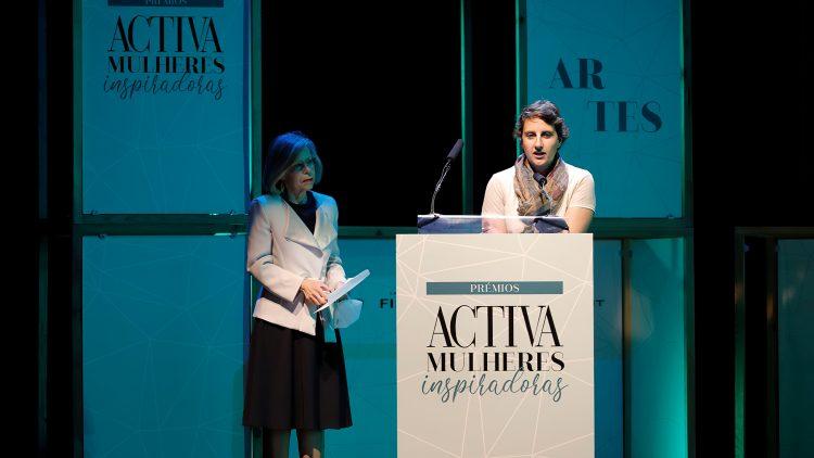 Professora Joana Gonçalves de Sá galardoada com o Prémio ACTIVA Mulheres Inspiradoras