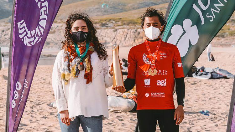 Técnico wins the National Surf University Championship