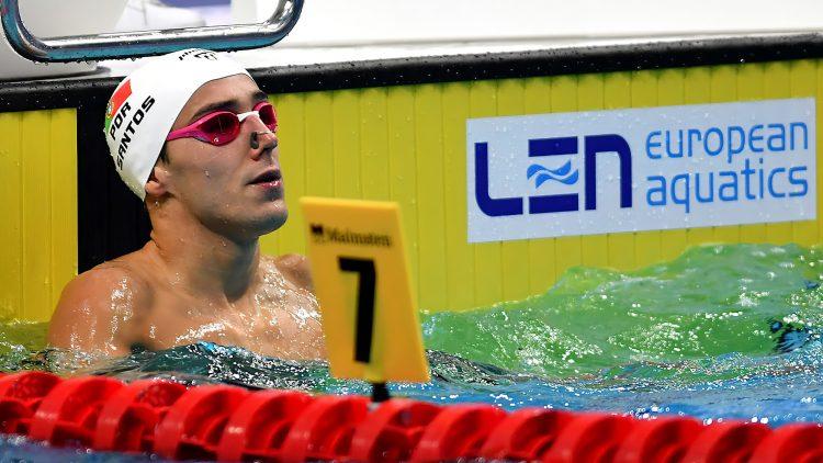 Aluno do Técnico apura-se para os Jogos Olímpicos na Natação