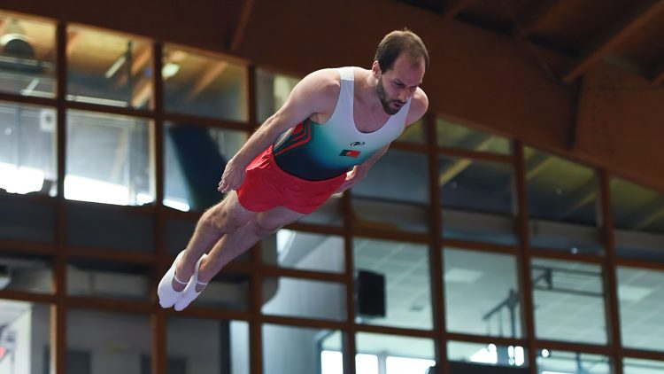 Tokyo2020: Técnico alumnus will represent Portugal in the trampoline gymnastics competition