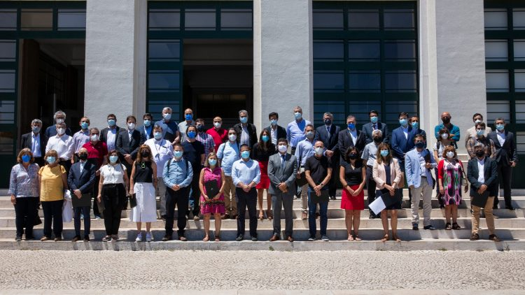 Cerimónia assinala início e progressão na carreira de 36 novos docentes e investigadores