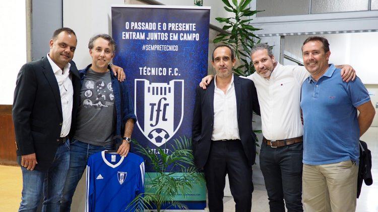 Dois anos depois, Gala do Técnico Futebol Clube volta a juntar dezenas de atletas e antigos alunos
